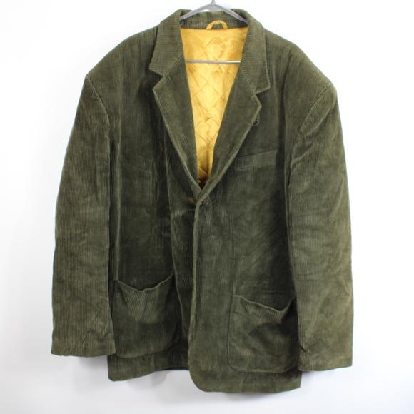 Banana Republic Other - Vintage Banana Republic Mens XL Corduroy Jacket